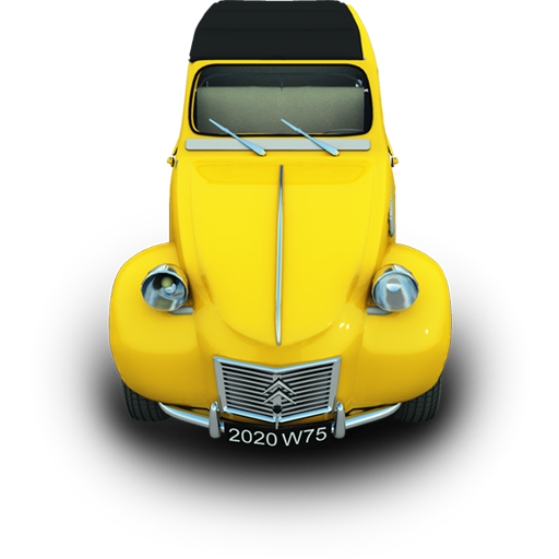2CV Icon 512px png