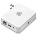 AirPort Express Base Station With AirTunes Icon icon
