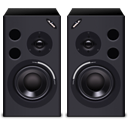 Alesis M1 Active MK2 Speakers 2 Icon 128px png