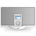 BOSE SoundDock (white) Icon icon