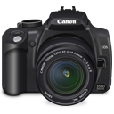 Canon EOS Digital Rebel XT 350D Icon icon