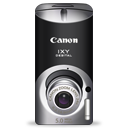 Canon IXY DIGITAL L3 (black) Icon icon