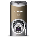 Canon IXY DIGITAL L3 (blond) Icon 128px png