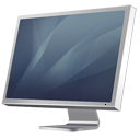 Cinema Display Diagonal (graphite) Icon icon