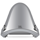 JBL Creature II (silver) Icon 128px png
