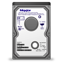 Maxtor Vertical Icon icon