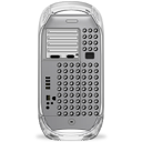 Power Mac G4 (back FW 800) Icon icon