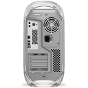 Power Mac G4 (back Quicksilver) Icon 128px png