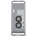 Power Mac G5 (back) Icon icon