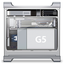 Power Mac G5 3 Icon 128px png