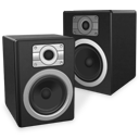 eXperience Speakers (twin) Icon icon
