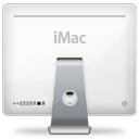 iMac Back Icon 128px png