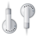 iPod Headphones Icon icon