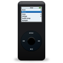 iPod Nano (black) Icon icon