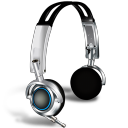 Headphones With Microphones Icon icon