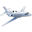 Plane Icon 128px png