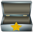 Star Box Icon 128px png