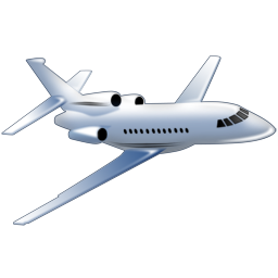 Plane Icon 256px png