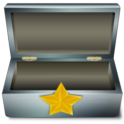 Star Box Icon 256px png