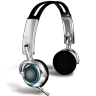 Headphones With Microphones Icon 96px png