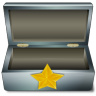 Star Box Icon 96px png