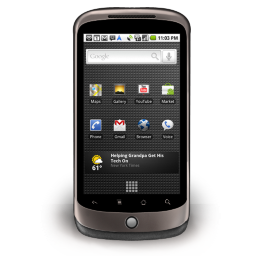 Nexus One Icon 256px png
