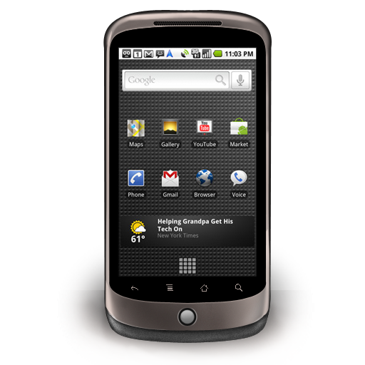 Nexus One Icon 512px png