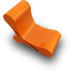 Chair 1 Icon 256px png