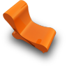 Chair 1 Icon 96px png