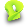 Chair 2 Icon 96px png