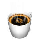 Cup 3 (coffee hot) Icon icon