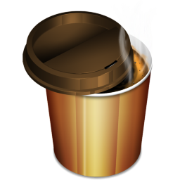 Coffee 2 (hot) Icon 256px png