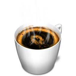 Cup 3 (coffee hot) Icon 256px png