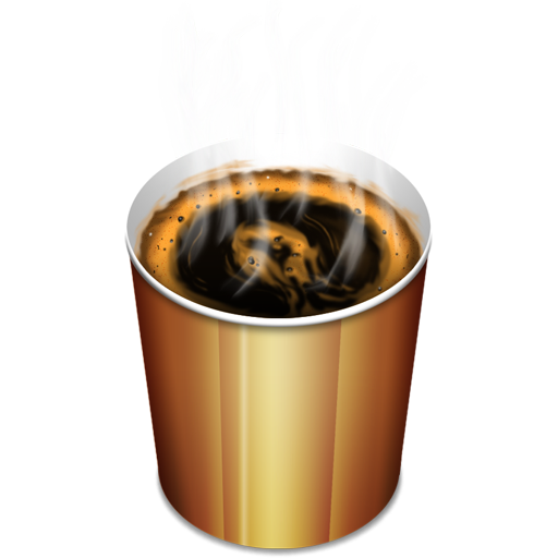 Coffee (hot) Icon 512px png