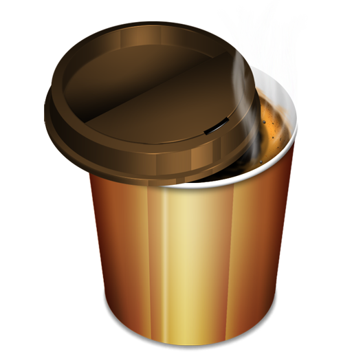 Coffee 2 (hot) Icon 512px png