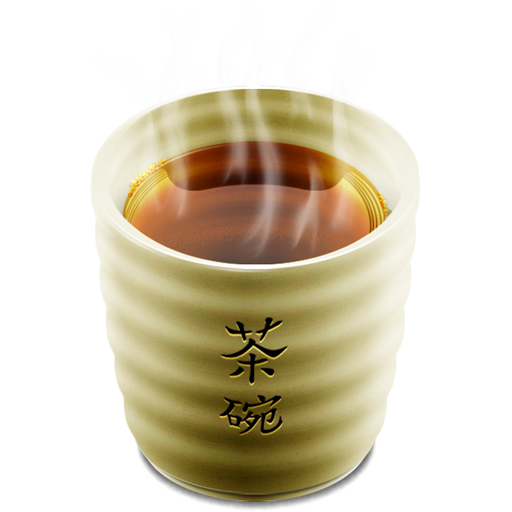 Cup 2 (tea hot) Icon 512px png