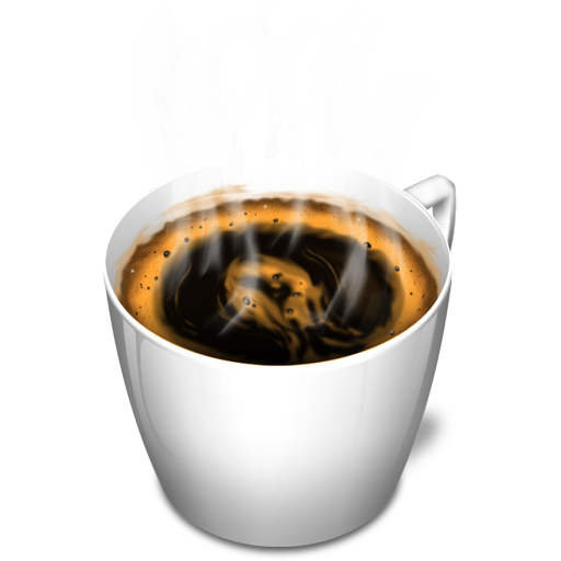 Cup 3 (coffee hot) Icon 512px png