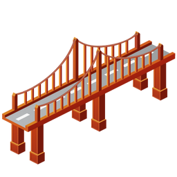 Get Free Icons Bridge Icon Large Home Icons Object Icons Professional Stock Icons And Free Sets Awicons Com