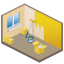 New Room Icon 64px png