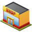 Retail Shop Icon 64px png