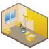 New Room Icon 72px png