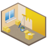 New Room Icon 96px png