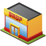 Retail Shop Icon 96px png