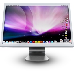 Cinema Display Icon 256px png