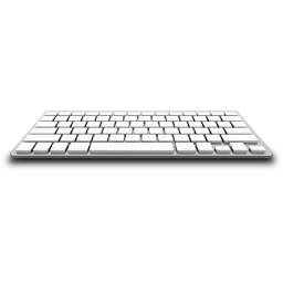 Keyboard Icon 256px png