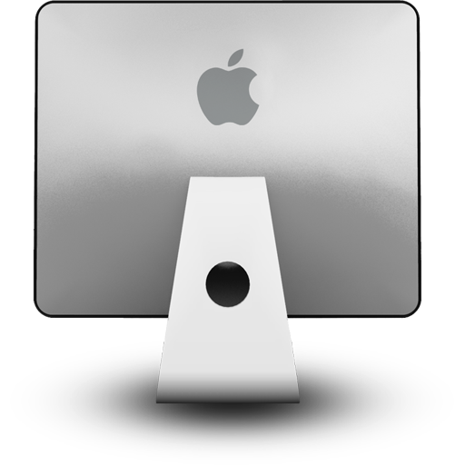 iMac Back Icon 512px png