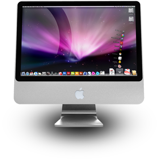 iMac Icon 512px png