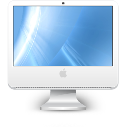 iMac Icon 256px png