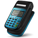Pos Machine Master Card Icon icon