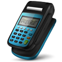 Pos Machine Paypal Icon 128px png